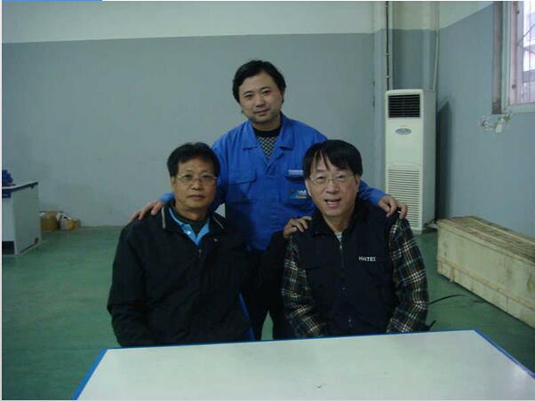 东风裕隆sbf56有限公司一行人员到访